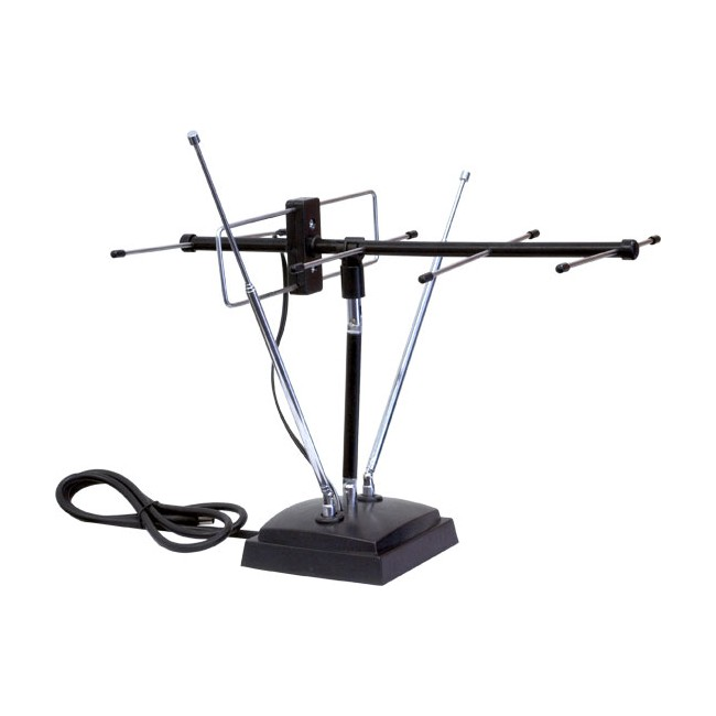 best vhf indoor tv antenna