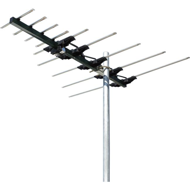 matchmaster 01mmsa100 vhf  uhf log periodic antenna