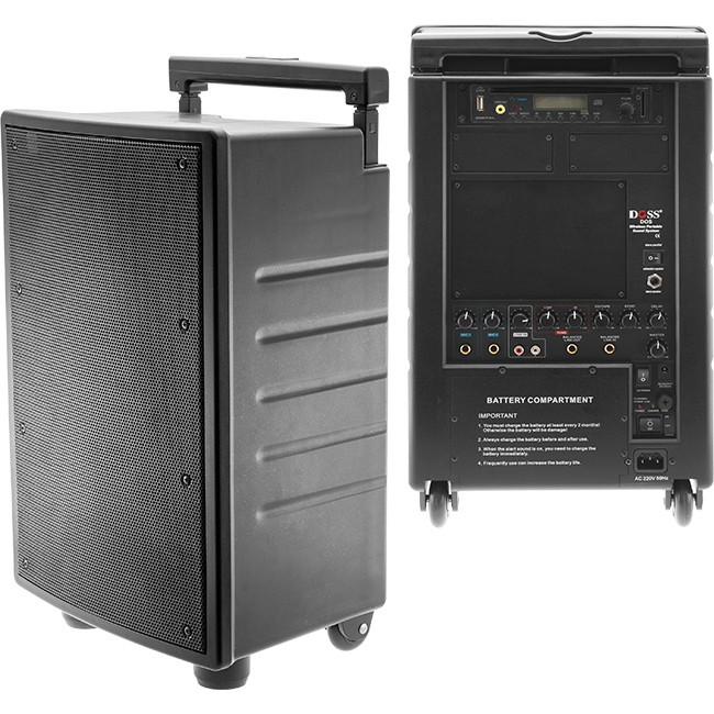 DOS12 40W PORTABLE SOUND SYSTEM