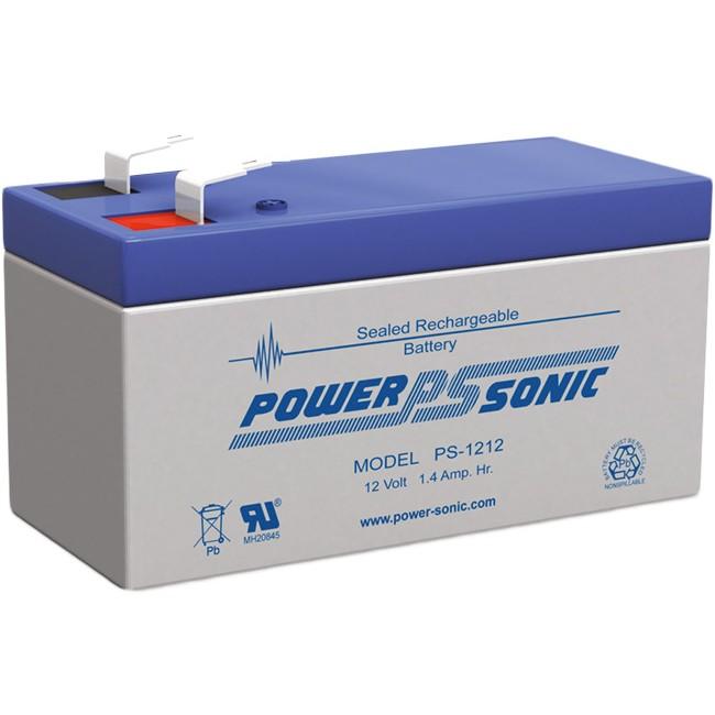 D1 2 12v 12v 1 2amp Doss Sla Battery