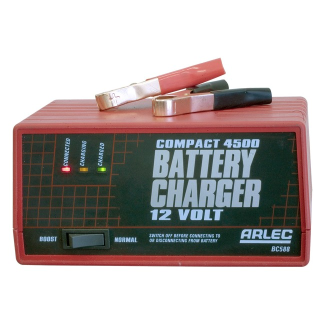 arlec battery charger 4 instructions