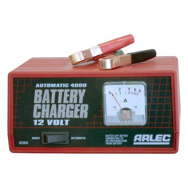 12v battery charger circuit with overcharge protection arlec bc906 4amp 12v auto battery charger overcharge ... #15