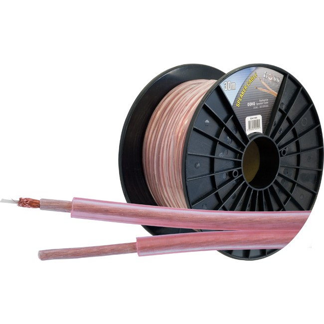 DOHQ AUDIOPHILE SPEAKER CABLE