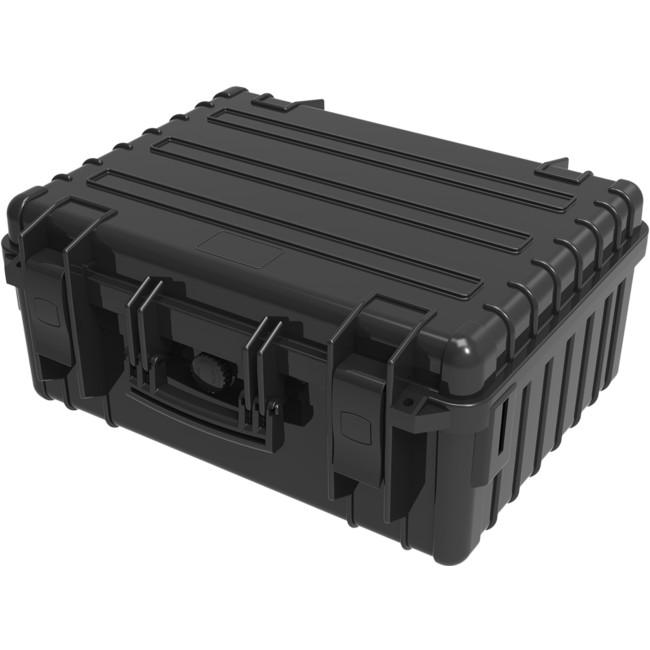 FS04B 484X419X209MM WATERPROOF BLACK PLASTIC CASE