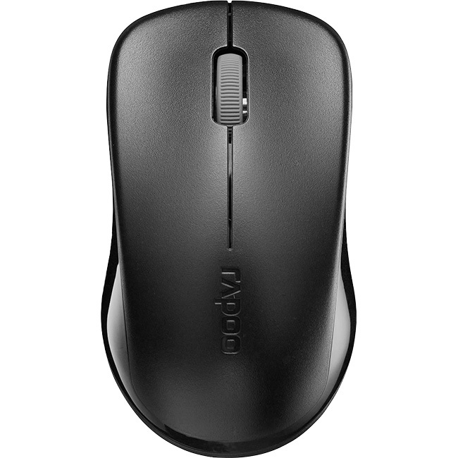 Computer Mouse With Wire As Heartbeat Diagram Stock Photo