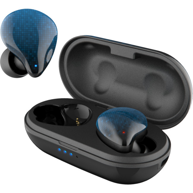 T33BLU – ICON TRUE WIRELESS EARBUDS BLUE