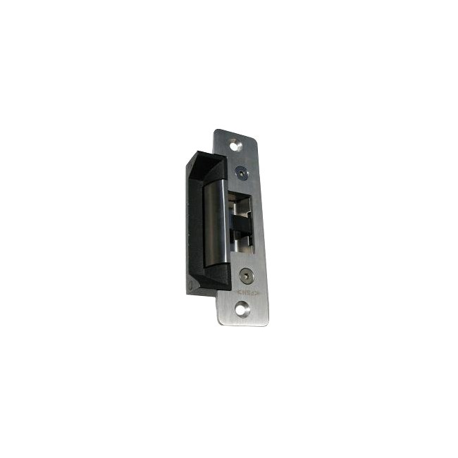 Fsh fes10m recessed door strike latch guide with monitor for 12v door latch