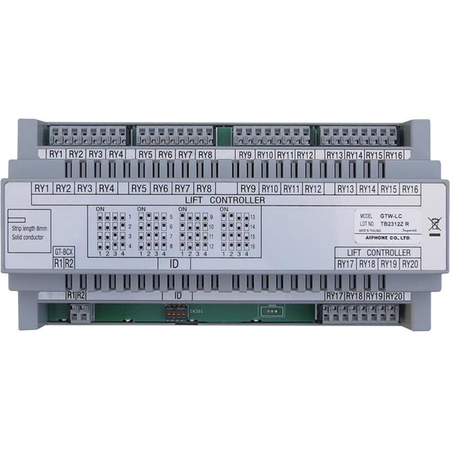 aiphone gt1c7 7 colour video tenant station for gt apartment series rh radioparts com au