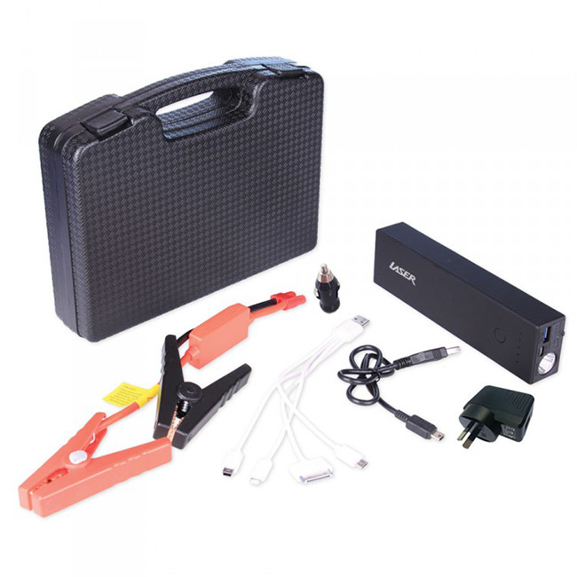 Laser Mah Car Jump Starter Review