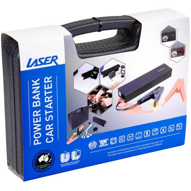Laser Mah Car Jump Starter Review