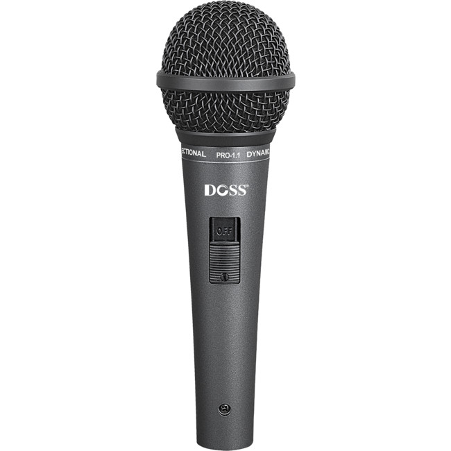 PRO1.1 DYNAMIC VOCAL MICROPHONE