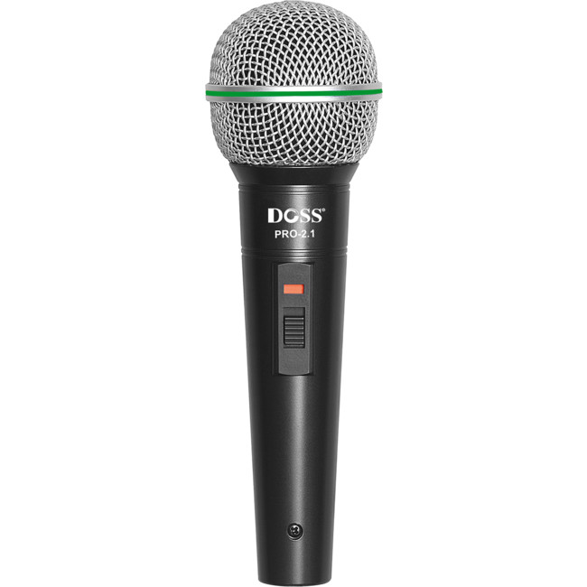 PRO2.1 DYNAMIC VOCAL MICROPHONE