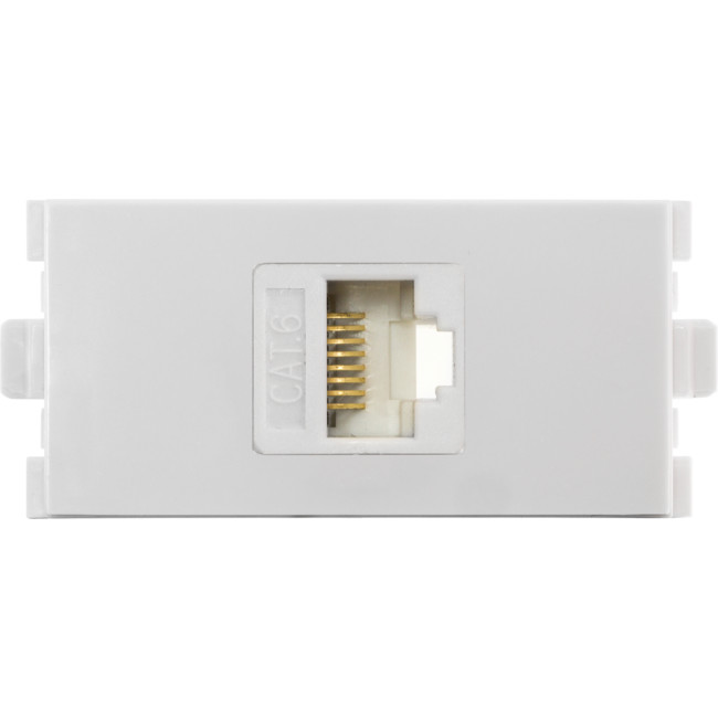 MWI13C6J RJ45 CAT6 SOCKET JOINER MODULE FOR MW13FR