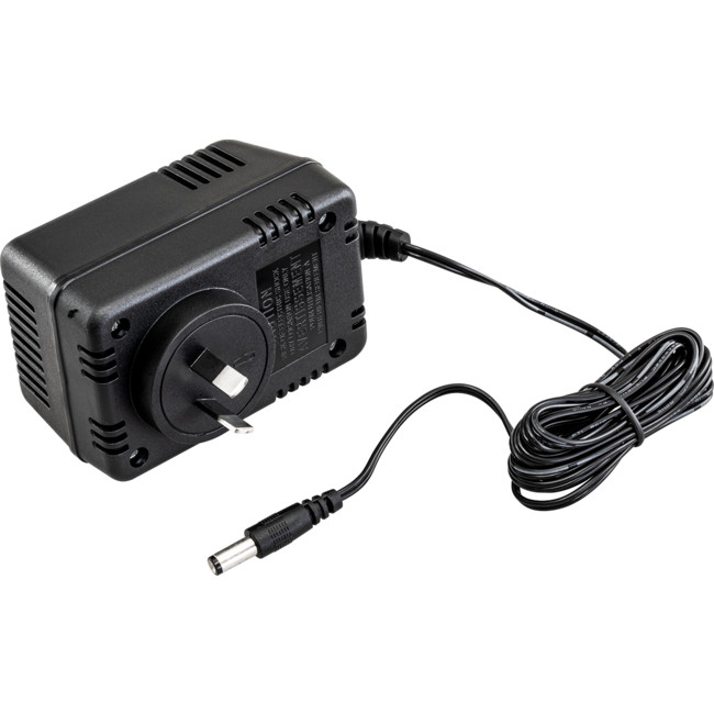 AC1210 – 12VAC 1.0A AC POWER SUPPLY WITH 2.1MM PLUG