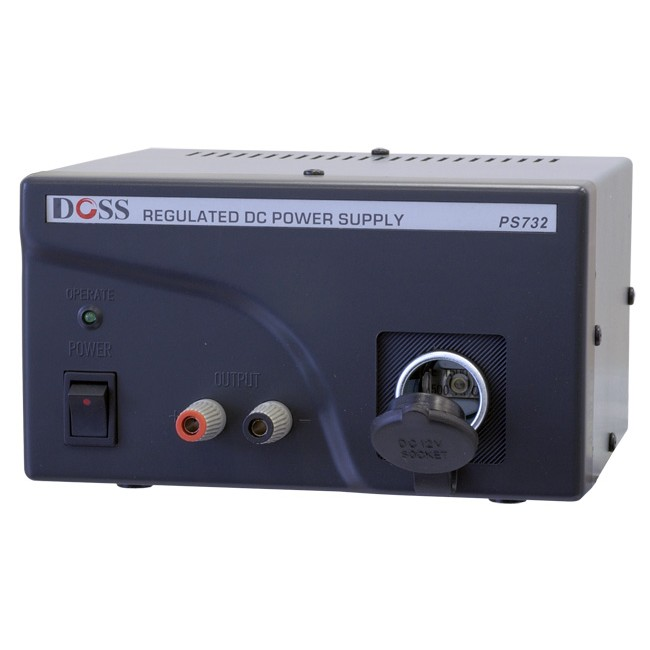 Doss Ps732 13 8v 2a Regulated Bench Top Dc Power Supply