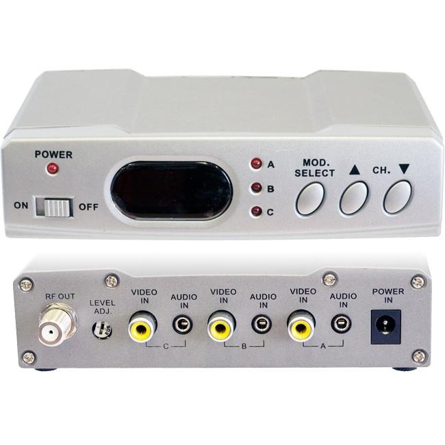 00460320 radio parts electronics \u0026 componentsVideo To Rf Modulator 189 Mhz #3