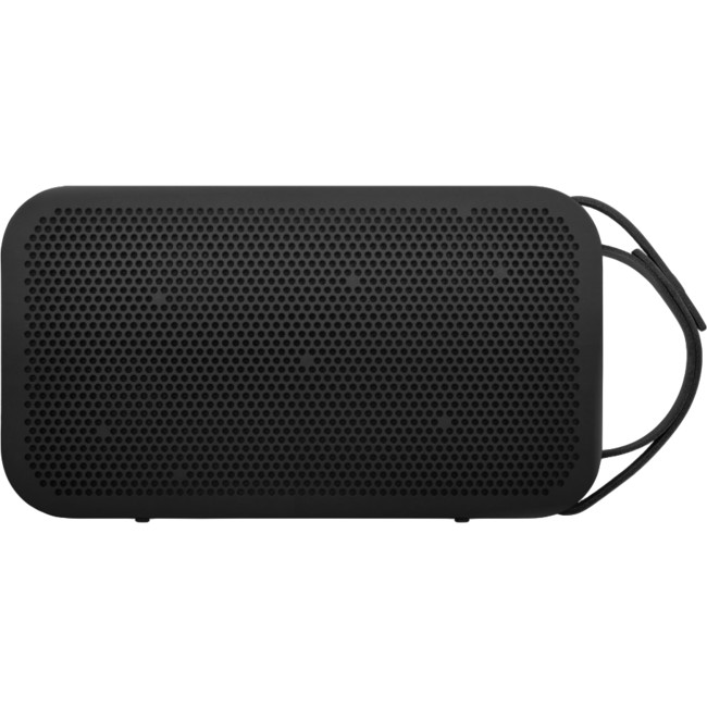 b o play beoa2blk 360 degree bluetooth speaker black. Black Bedroom Furniture Sets. Home Design Ideas