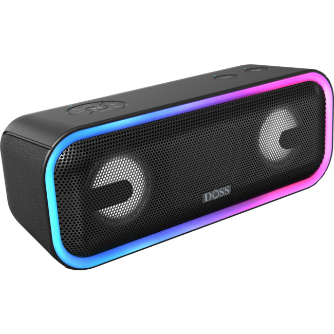WB20BLK – SOUNDBOX PRO+ PORTABLE BLUETOOTH SPEAKER BLACK