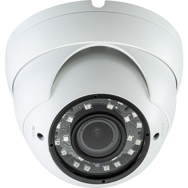 DM30AHDW-RFB DOME HD 2.8-12MM 1080P 30M IR AHD WHITE CAMERA
