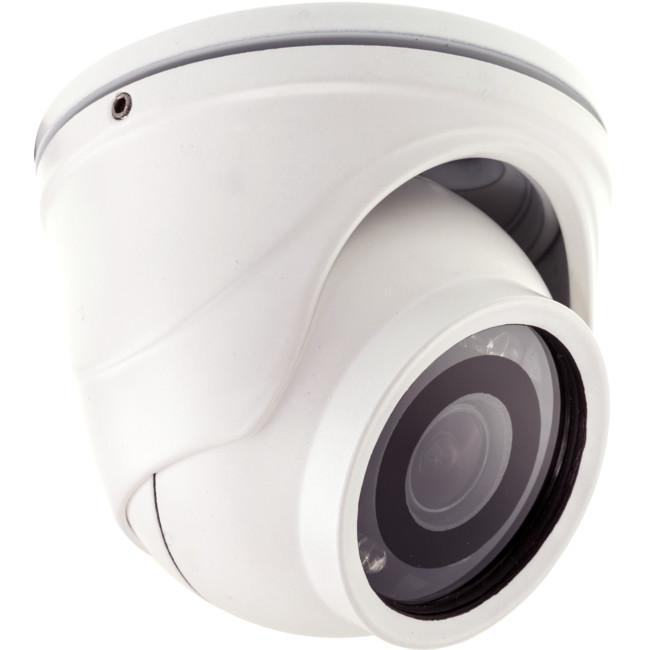 DMW15AHDW2 MINI DOME WIDE 15M AHD ANALOG HD CAMERA 2.8MM 1080P – WHITE