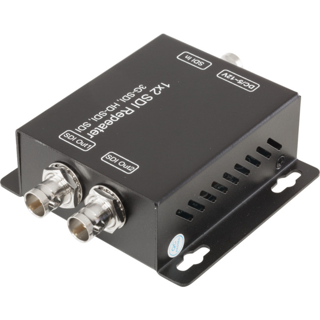 SDI2SP 1-IN 2-OUT SDI AMPLIFIER