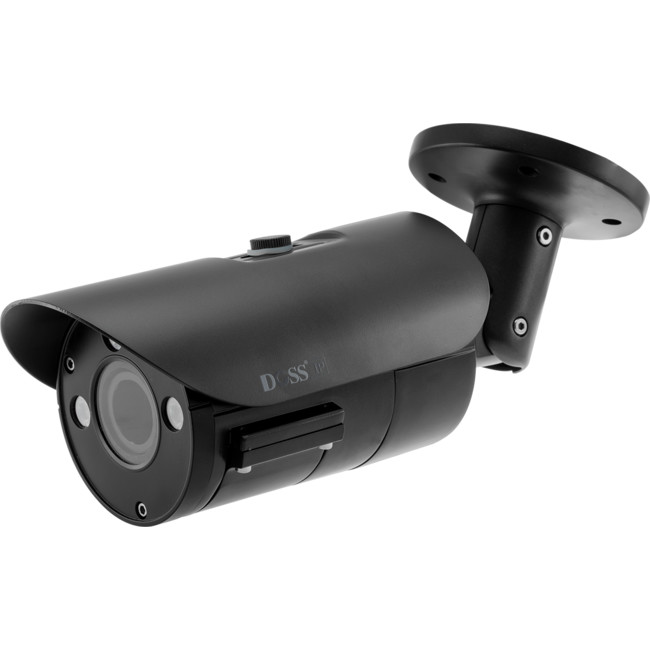 IN50IPB4M BULLET 2.8-12MM LENS 4MP 50M POE IP CAMERA – BLACK