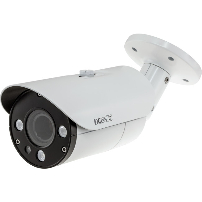 INP50IPW BULLET STARVIS 2MP H265 MOTO LENS 50M IR IP CAMERA – WHITE