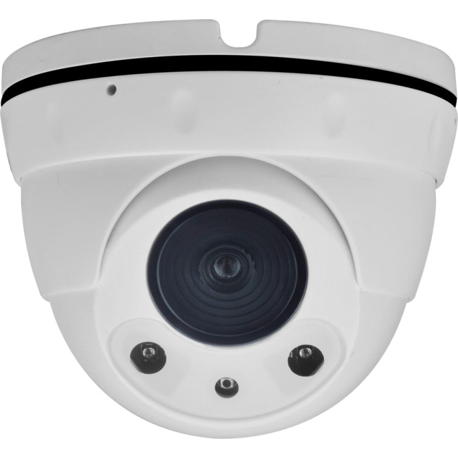 DM30IPW4M DOME 2.8-12MM LENS 4MP 30M IR POE IP CAMERA – WHITE