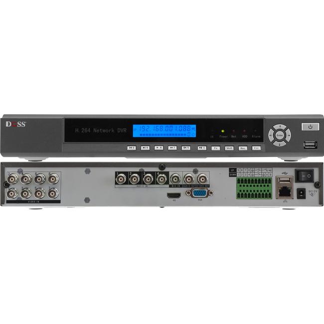 RPDVR4SDI 4CH HD-SDI NETWORK DVR