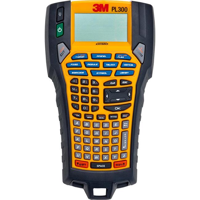 3M PL300 3M PORTABLE LABEL PRINTER 1000 LABELS DYMO - Radio Parts ...