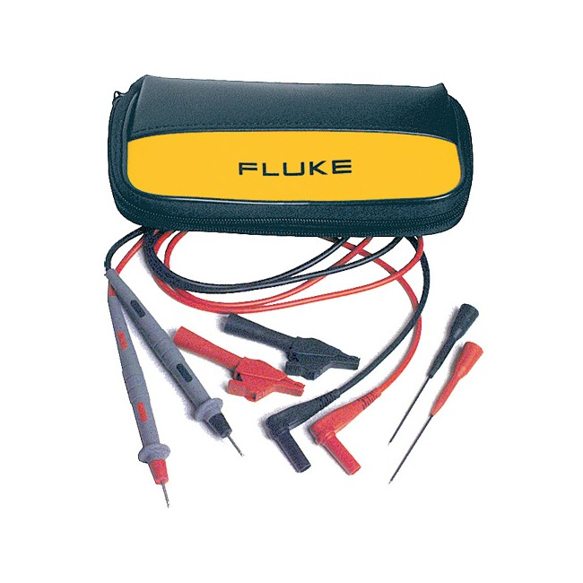Electronics Tester Parts : Fluke tl a basic electronic test lead kit radio
