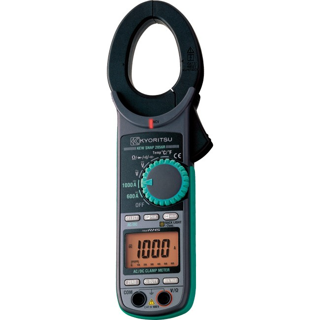 Clamp Meters Product : Kyoritsu r digital clamp meter amp ac dc