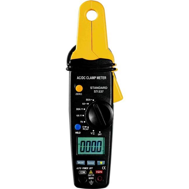 Small Clamp Meter : St mini ac dc clamp meter