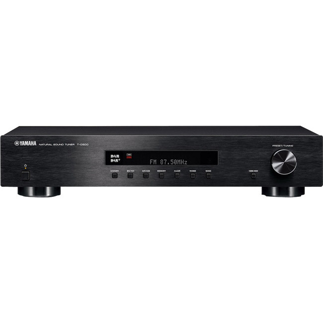 yamaha td500b dab component digital tuner high. Black Bedroom Furniture Sets. Home Design Ideas