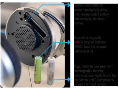 jensen 900mhz wireless headphones manual