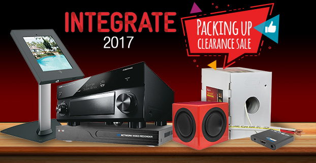 Clearance Promotions at Integrate 2017