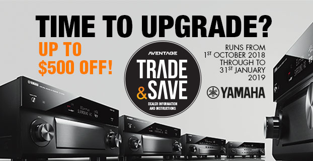 Yamaha Trade & Save Promotion
