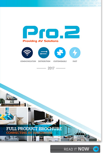 Pro2 2017 Full Product Brochure