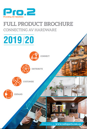 Pro2 2020 Full Product Brochure
