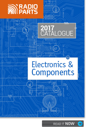 Radio Parts 2017 Catalogue