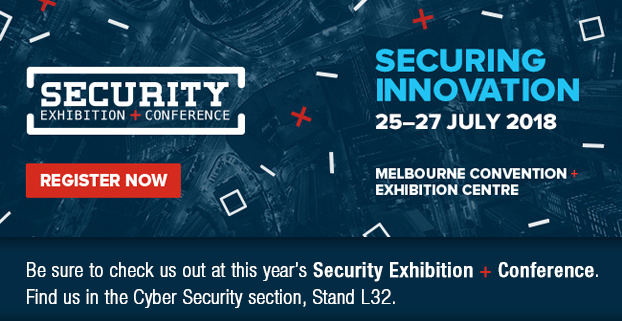 Register for the Security Exhibition + Conference