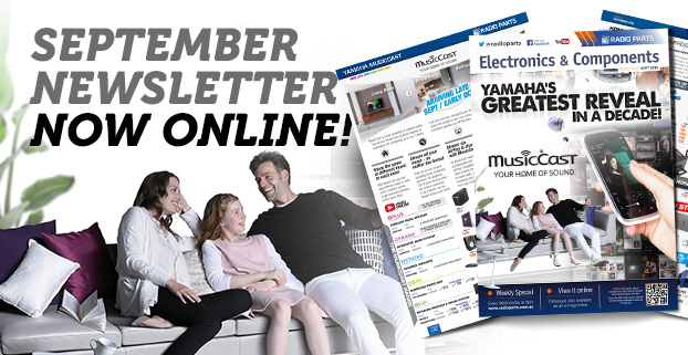 View our September newsletter