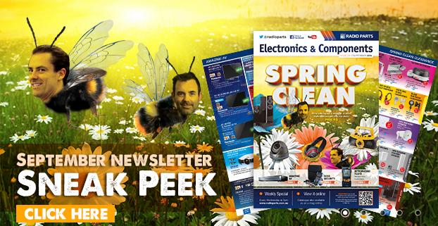 Take a peek at our upcoming newsletter!