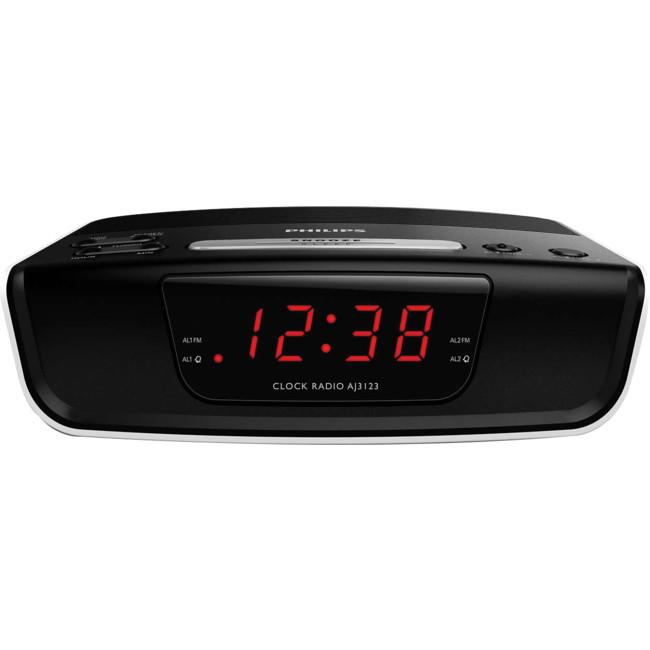 philips clock radio aj3232b instructions
