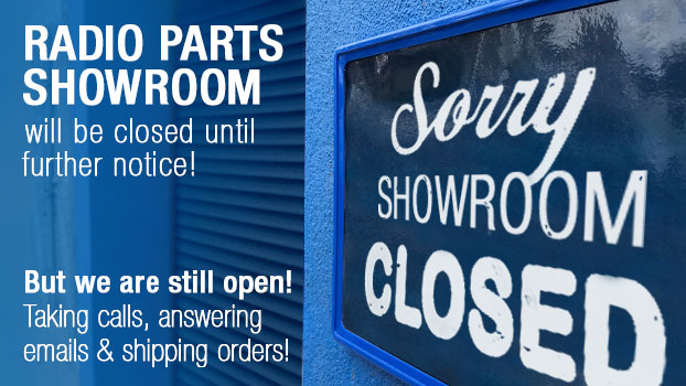 Our showroom is closed from 13 July till further notice
