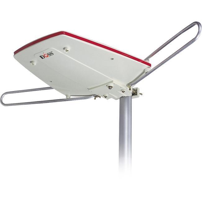 DOSS IA313 VHF/ UHF INDOOR ANTENNA - Radio Parts - Electronics