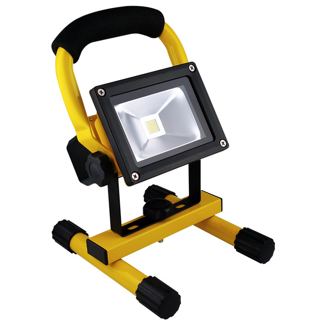 Halogen Work Lamp Flood Light 150w Portable Garage: Electronics & Components