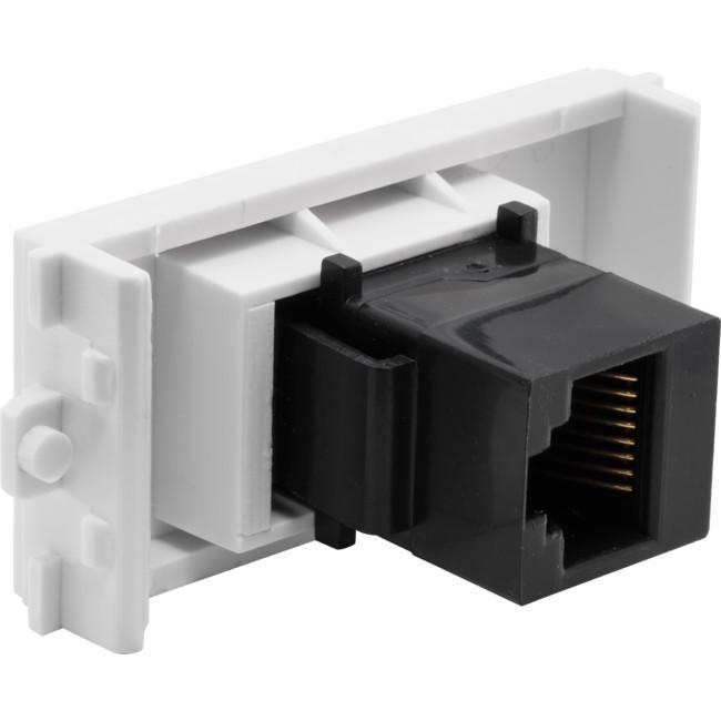 pro2 mwi13c5j cat5e joiner module for mw13fr rj45 cat5e. Black Bedroom Furniture Sets. Home Design Ideas