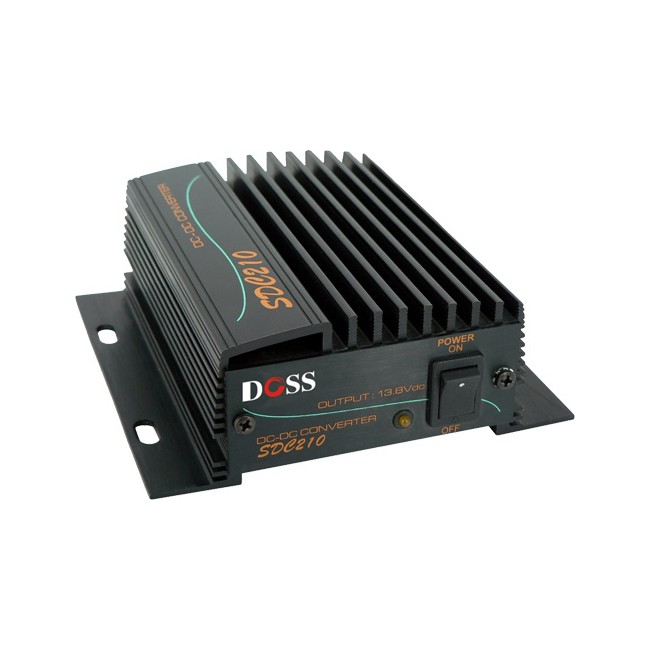 MANSON SDC210 DC-DC CONVERTER SWITCHING 24V OUTPUT 13 8V 10A