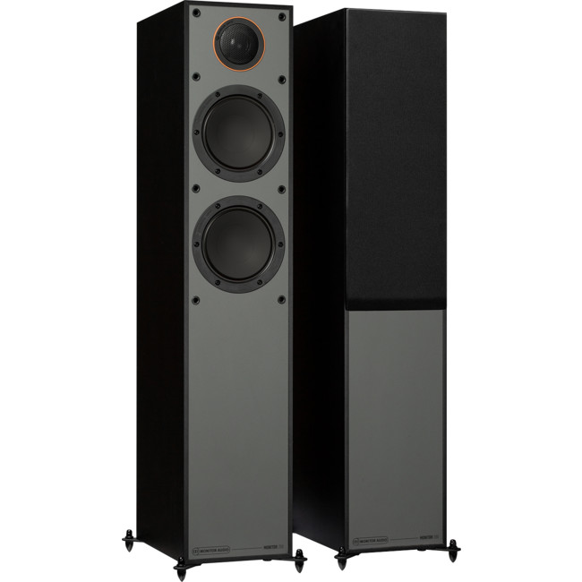 MONITOR200BL Black Floorstanding Speakers Product Image